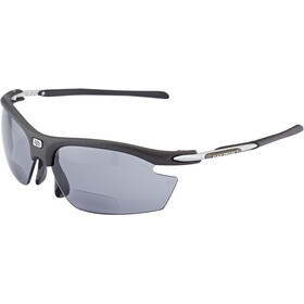 Rudy Project Rydon Readers +1.5 dpt Lunettes, matte black / smoke black